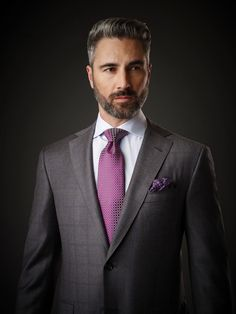 2 Fashionable Outfits ideas for men are the most beautiful outfit ideas for men to make every man of style to stand out in gathering Made To Measure Suits, Blue Suit Men, Latin Men, Bespoke Suit, Professional Look, Mens Fashion, Fashion Outfits, Suit And Tie, Fall Looks