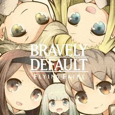 Bravely Default is out today! Yes, just in Japan,... - Tiny Cartridge - Nintendo DS, DSi, & 3DS News, Media, Videos, Imports, Homebrew, & Retro Junk