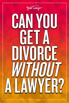 Sure, you can get divorced without a divorce attorney. But if you do, you should remember these three rules. Because getting a divorce without a lawyer is risky, and you need to protect yourself the best you can. Easy Divorce, After Divorce, Divorce Court, Divorce Party, Physical Pain, Emotional Pain, Divorce Mediation, Divorce Lawyers, Getting Divorced