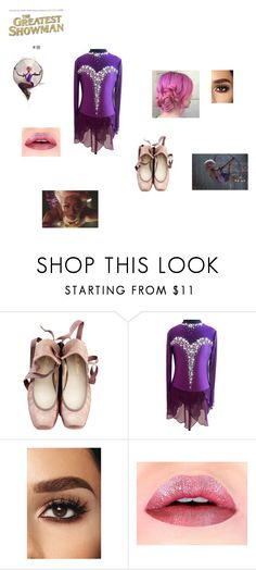 """""""The greatest showman-Anne wheeler"""" by fangirl-24 on Polyvore featuring zendaya, fangirl, circus, acrobat and TheGreatestShowman"""