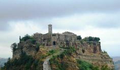 Civita di Bagnoregio - my photo
