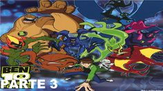 Ben 10 Alien Force Vilgax Attacks Parte 3