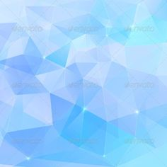 GraphicRiver Abstract triangles geometry vector background 4621306