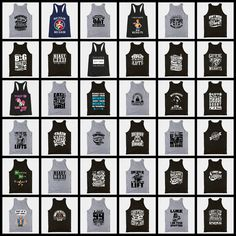 www.teepublic.com/user/WorkoutQuotes  BIG SALE! - Prices Available For Limited Time Only!  Gym Shirts $14 Tank Tops $18 Racerbacks $18 Sweatshirts $30  #motivation #igfitness #fitness #instafit #gymmemes #fitfam #fitspo #inspire #goals #ambition #weights #muscle #run #cardio #fit #gym #results #fitgirls #beastmode #squat #girlswholift #biceps #flex #gains #strong #gymlife #crossfit #gohard #bodybuilding #dontgiveup #noexcuses #trainhard #getfit