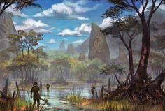 the elder scrolls art - Google Search