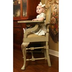 Luxury Baby Cribs : Highchairs at PoshTots