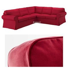 ",NEW Original SLIPCOVER for 89 3//4/"" wide KIVIK Sofa,Tranas Light Brown Corduroy"