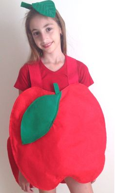 Apple costume Happy New Year.. More