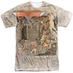 """Checkout our #LicensedGear products FREE SHIPPING + 10% OFF Coupon Code """"Official"""" Aerosmith/toys In The Attic-s/s Adult Poly T- Shirt - Aerosmith/toys In The Attic-s/s Adult Poly T- Shirt - Price: $24.99. Buy now at https://officiallylicensedgear.com/aerosmith-toys-in-the-attic-s-s-adult-poly-t-shirt-licensed"""