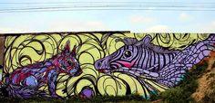 Le street-art animalier investit les rues de Belgique | Mr ...