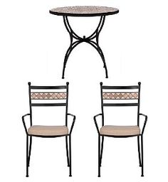 with bold clean lines the rosemoor bistro table and chair set is a rh pinterest com