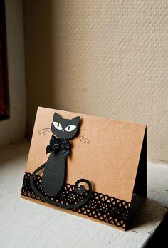 HIPPUSIA: Mustan kissan kortti