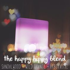 My new favorite essential oil diffuser blend!!  Calming, sleep enhancing, mood elevating...all the things!