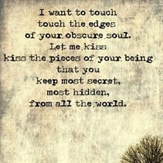 ✿⊱ Touch and kiss...