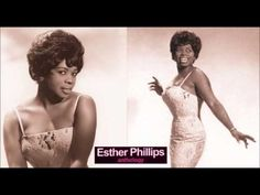 """JESSIE SPENCER: Esther Phillips - """"That's All Right With Me"""""""
