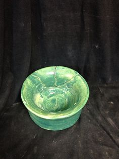 This is my finished bowl with a lip