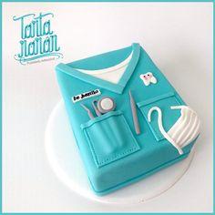 #mulpix Buen día para todos!!! :D para los odontólogos también hay torta!!!:D   #tarta  #torta  #cake  #pastel  #ponque  #tortasPersonalizadas  #fondant  #fondantcake  #pastelería  #pasteleriaCreativa  #pasteleriaArtesanal  #odontólogo  #cumpleaños  #happybirthday  #pedidos  #encargos  #Bogotá