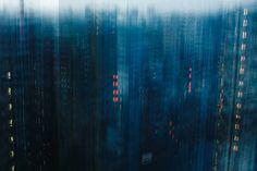 A Series Of Futuristic And Hallucinatory Images Of Tokyo By Japanese visual artist Makoto Sasaki 5