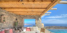 A Home Filled with Love in Mykonos