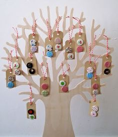 Button tree !