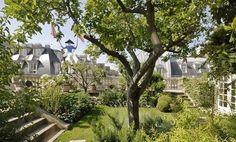 HERMES ROOF GARDEN | Hermes Rooftop Garden, Paris. | Rooftop Gardens | Pinterest