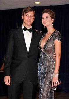 Slideshow of gowns from the White House dinner- Ivanka Trump is also wearing a favorite of mine