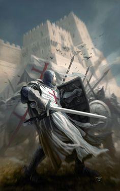 Templars Fight