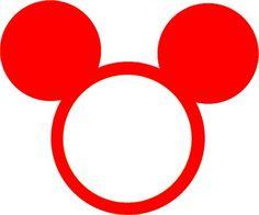 Haz tu invitación de Mickey Mouse