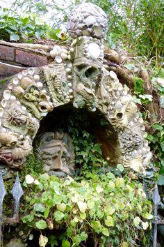 The Poseidon fountain