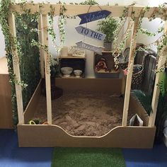 Hygge in the Early Years case study Hygge setting Reggio Classroom, Toddler Classroom, Classroom Decor Themes, New Classroom, Classroom Displays, Preschool Classroom, Classroom Design, Science Center Preschool, Preschool Garden