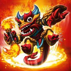 Image from http://img2.wikia.nocookie.net/__cb20131230180207/skylanders/images/1/17/Firekrakenartwork.jpg.