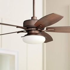 Bellasario LED Oil-Brushed Bronze Ceiling Fan is a quality Ceiling Fans for your home decor ideas. Copper Ceiling, Bronze Ceiling Fan, Copper Lamps, Ceiling Lamp, Contemporary Ceiling Fans, Slanted Ceiling, Oil Brush, Best Ceiling Fans, Canopy Lights