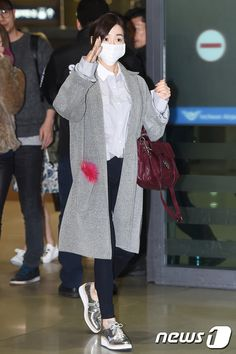 [160201] Tiffany at Incheon Airport Back From Thailand