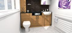These furniture products may also be utilized in our bathrooms.