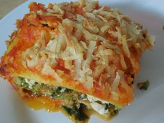 My lasagna tastes amazing, freeze in portion sizes and always have something on hand.