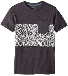 Volcom Lo Fi Short Sleeve Tee Boy's T Shirt Boys T Shirts, Big Kids, Short Sleeve Tee, Tees, Mens Tops, Outfits, Style, Fashion, Swag