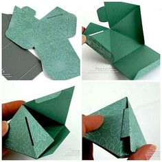 Origami Envelope Or Gift Card Holder