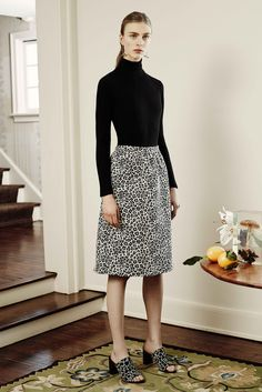 Trademark Fall 2015 Ready-to-Wear