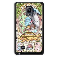 Studio Ghibli Characters My Neighbor Totoro Samsung Galaxy Note 8