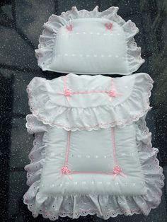 Doll/Toy Pram set to fit oberon silver cross dolls pram white/ pink | Jouets et jeux, Poupées, vêtements, access., Autres | eBay!