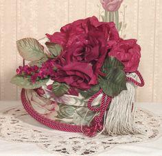 Роскошь викторианской эпохи в декорировании шкатулок