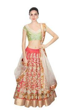 Chaniya Choli at Mirraw.com