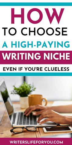 Are you struggling with choosing a profitable writing niche? This guide will help you choose the most profitable writing niche for your business. Whether you're a freelance writer or even a blogger, this guide will show you how to find your writing niche if you want to make lots of money. Money Now, Make More Money, Creating A Blog, Seo Tips, Business Advice, Good Advice, Understanding Yourself, Are You The One, Helpful Hints