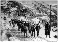 """Spain - 1939. - GC - """"La Retirada en février 1939, la Cerdagne se souvient"""". Livre relatant l'arrivée des Républicains espagnols en Cerdagne"""