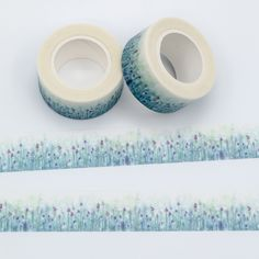 Beautiful Lavender Flower Washi Paper Masking Tapes For Scrapbooking Tape Diy Stickers Crafts Gift Wrapping Sticker