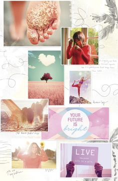 My MORE Mantra Project... Get Amongst The Magic!   Move Nourish Believe