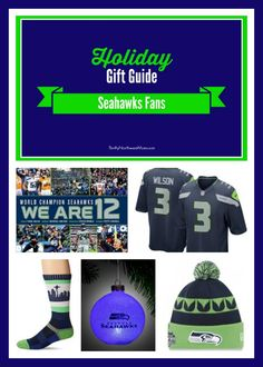 Seahawks Holiday Gift Guide