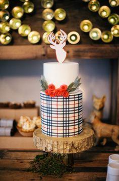 DIY Reindeer Cake - Top Party Pro