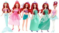 Ariel dolls - Google Search