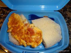 https://flic.kr/p/t99pMp | My breakfast |                                    Schoolbag.